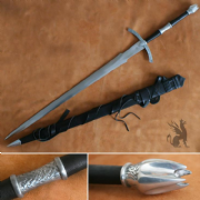 The WitchKing Fantasy Sword - Lord Of The Rings